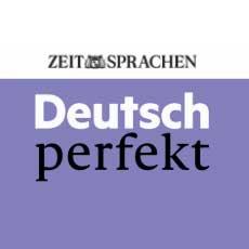 Deutsch Perfekt Logo